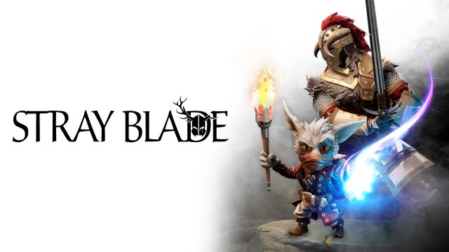 Stray Blade Announcement Trailer and Wishlist